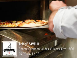 Alpine Saveur, pizzas Arc 1800